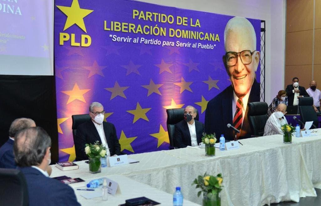 PLD se opone a reducción del 50 % de los fondos a partidos políticos