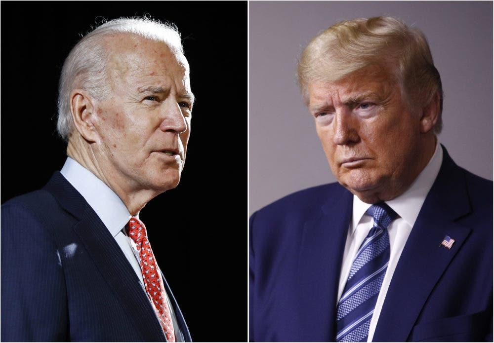 Encuestas: El 41% del voto latino favorece a Biden frente a Trump