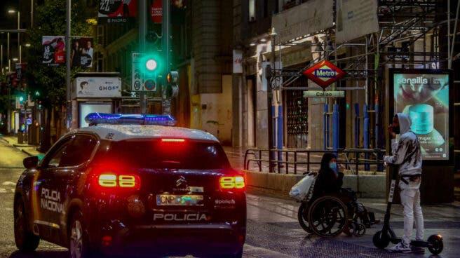 3.228 multas por consumo de alcohol y 550 fiestas durante estado de alarma en Madrid