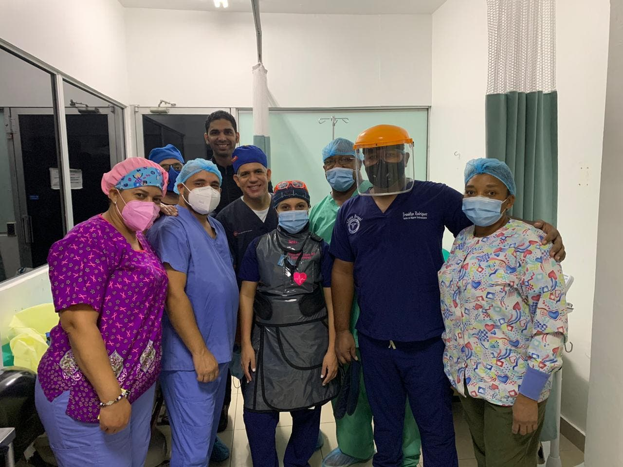 Colocan primer dispositivo intracardiaco en Puerto Plata