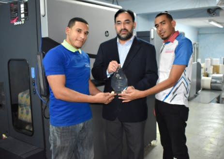 Empresa gráfica dominicana obtiene galardón internacional