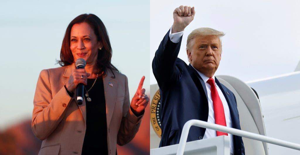 Harris y Trump calientan Florida en último fin de semana