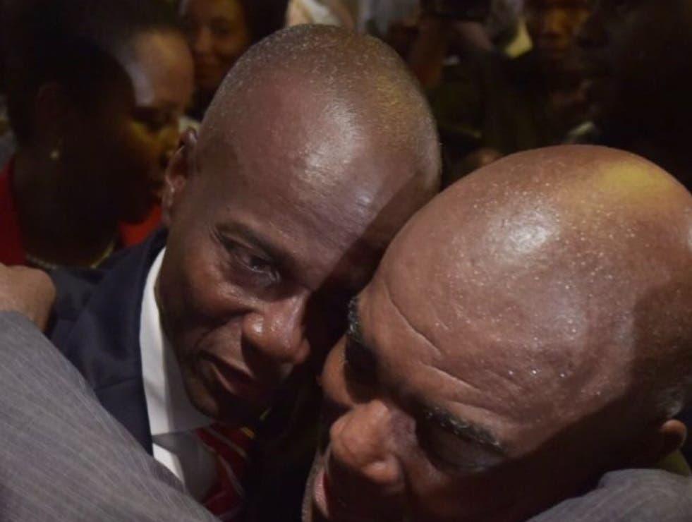 Abinader extiende condolencias al presidente de Haití por fallecimiento de su padre