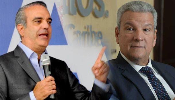 Luis Abinader designa a Lisandro Maraculla y Celso Marranzini en gabinete eléctrico
