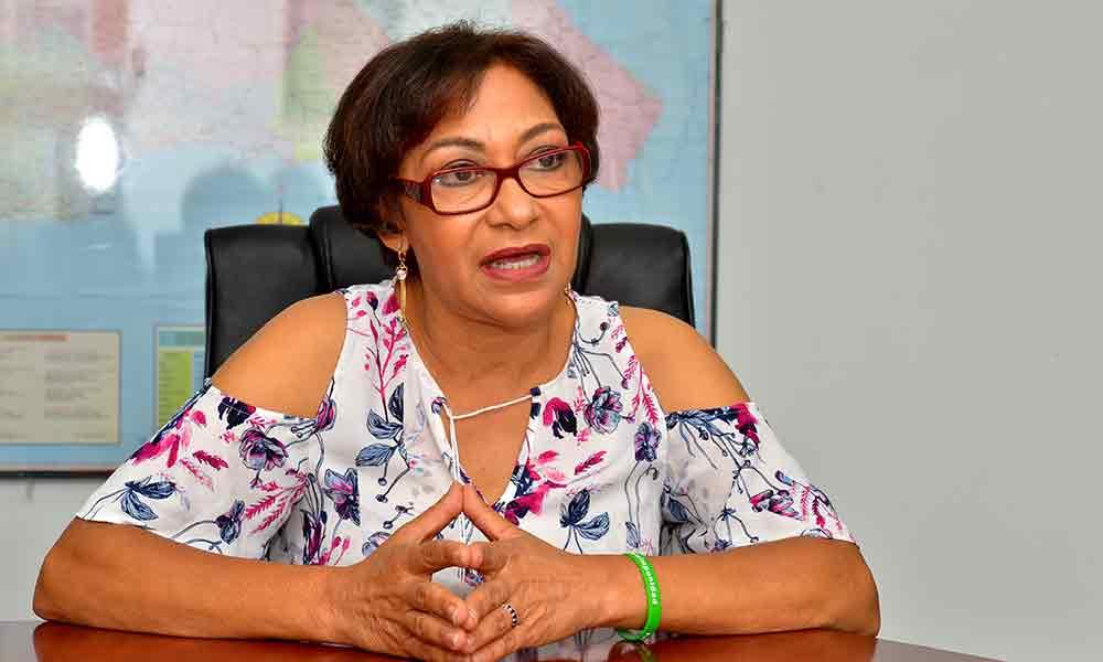 María Teresa Cabrera afirma Defensoría del Pueblo está obligada a trabajar por educación y derechos