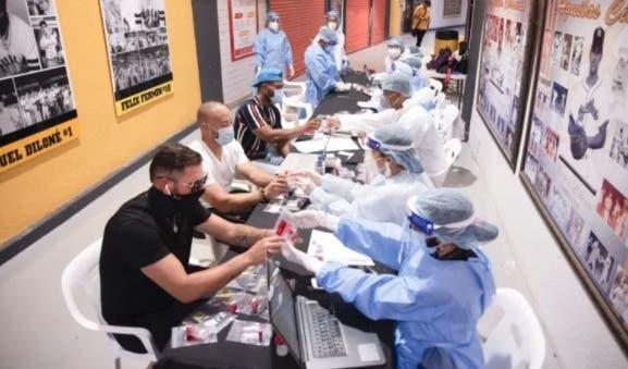 Salud Pública: 1.4% positivos en Lidom