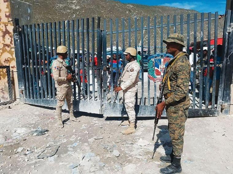 Canciller afirma que límites fronterizos entre RD y Haití son inamovibles