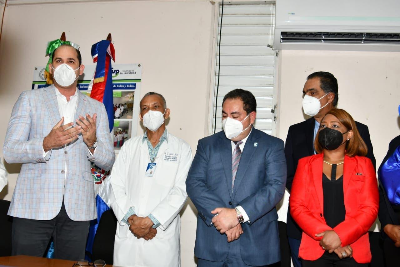 Entregan medicamentos e insumos al hospital Regional Antonio Musa