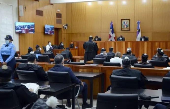 Aplazan audiencia caso Odebrecht; MP advierte encartados continúan incidentando proceso