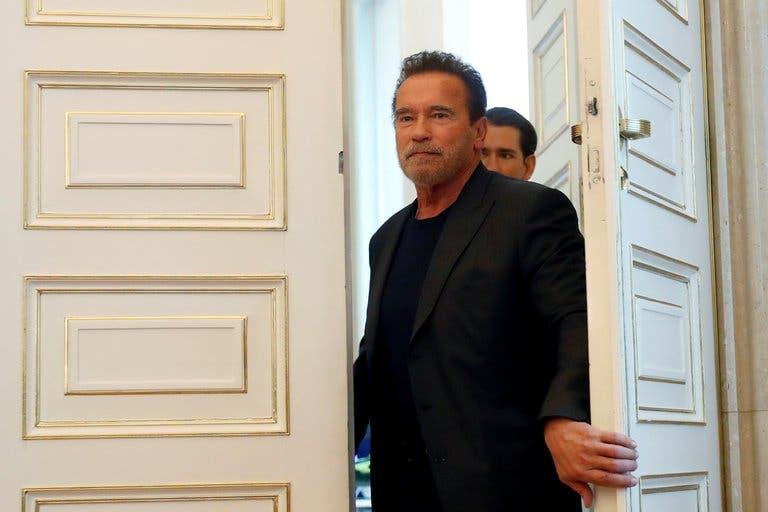 El indestructible Arnold Schwarzenegger operado por tercera vez a corazón abierto