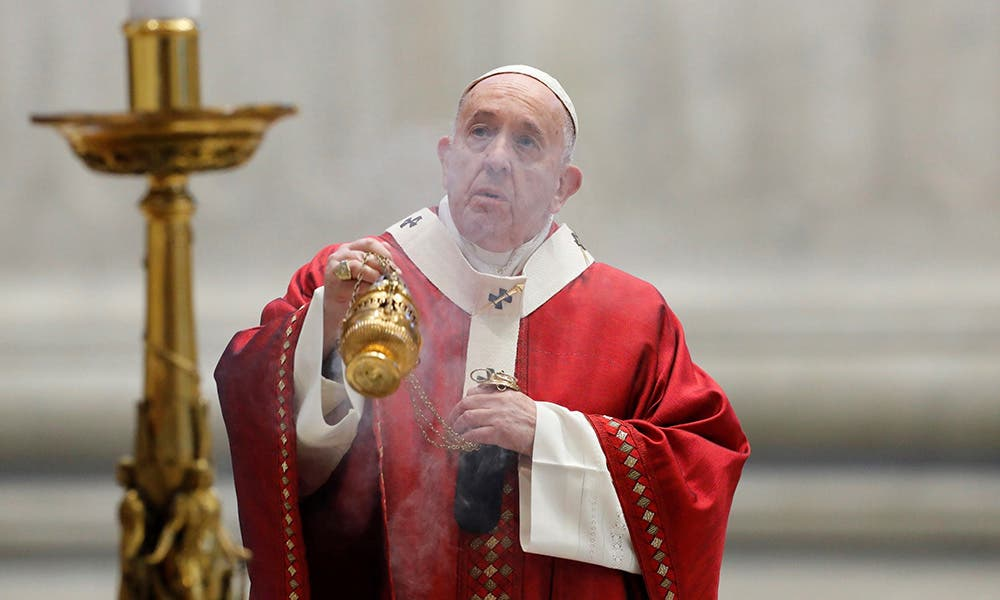 La Navidad en el Vaticano será con pocos fieles