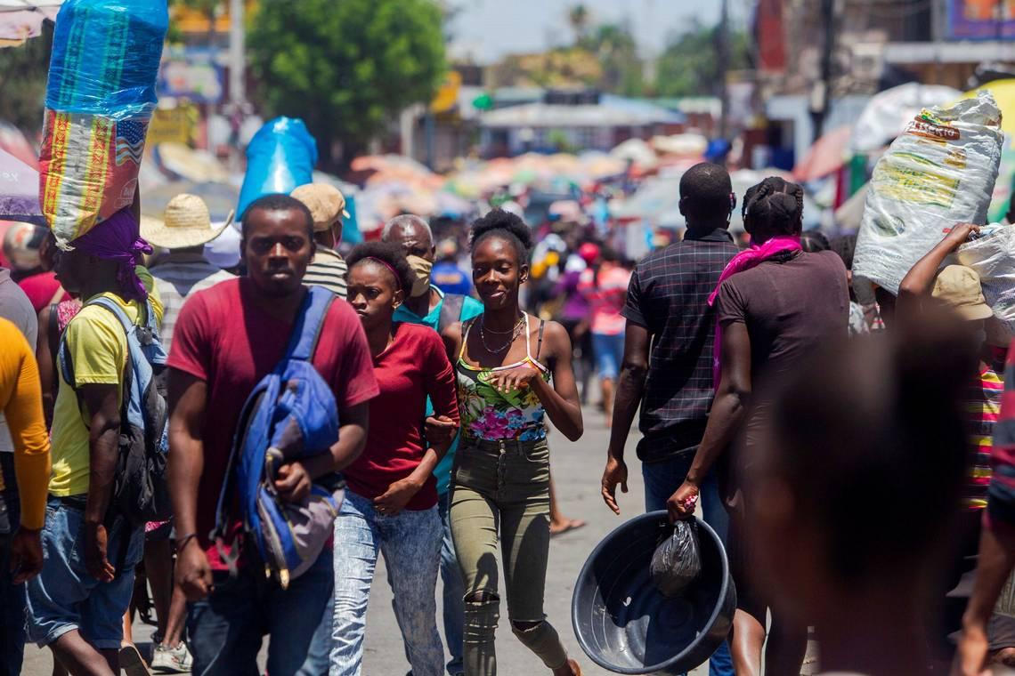 Haití suma 231 muertes por covid- 19 al cumplir siete meses de pandemia