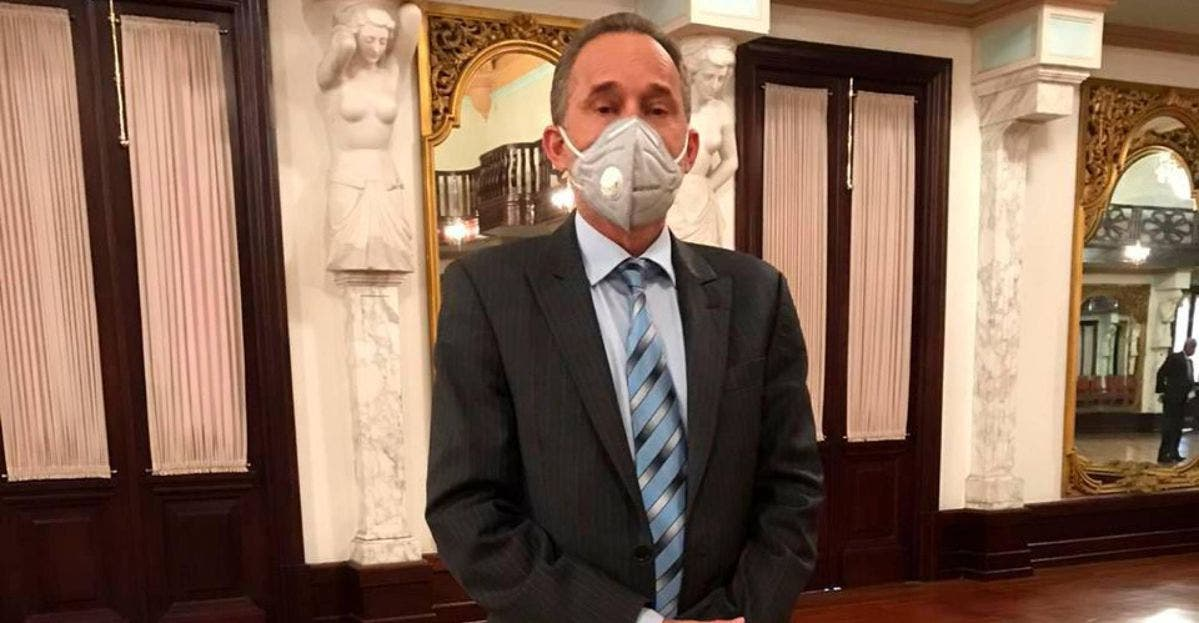 Viceministro de Salud Pública, da positivo al Covid-19