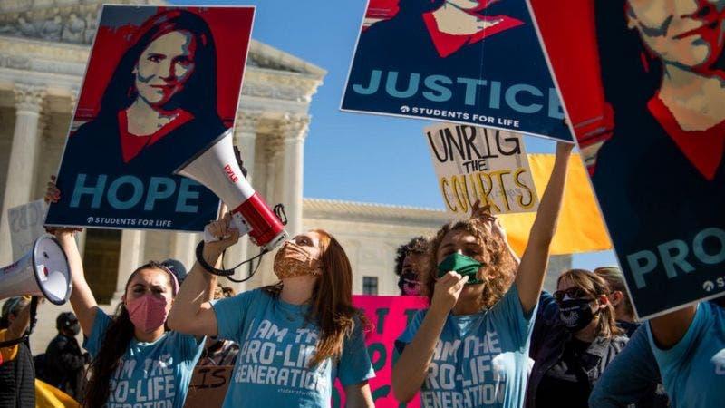 5 cosas que pueden cambiar ahora en EE.UU. con la nueva jueza Amy Coney Barrett