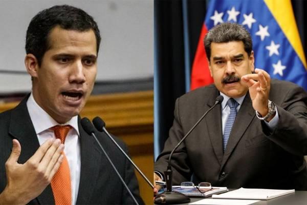 Maduro advierte Guaidó «Va a terminar en el exterior, huyendo»