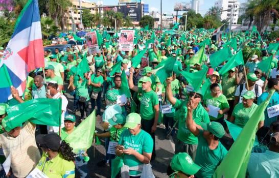 Marcha Verde da espaldarazo a Procuraduría y espera jueces actúen a la altura