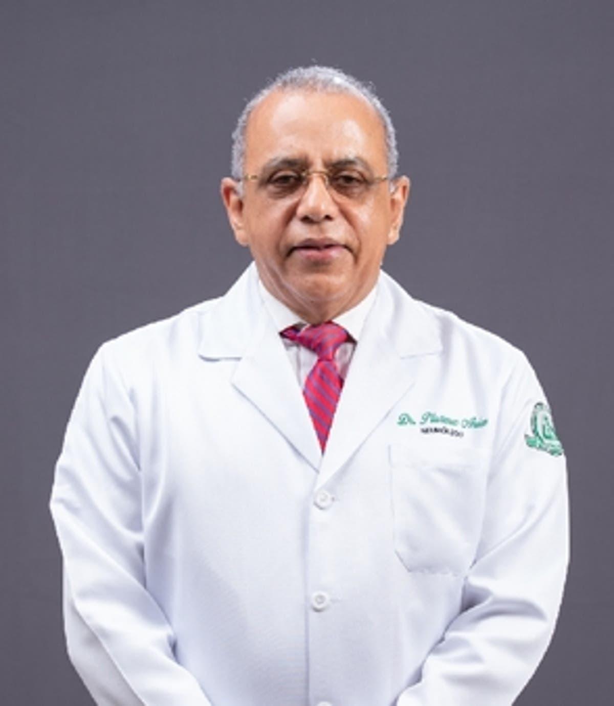 El ministro Plutarco Arias se encuentra en buen estado de salud