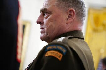 Líderes militares de EEUU están en cuarentena por COVID-19