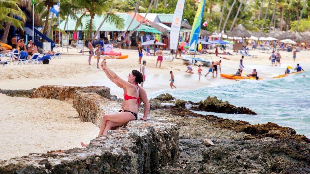 Turismo extranjero cae un 81,3 % durante septiembre en RD