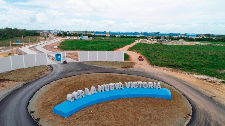 """""""La Nueva Victoria"""" aún le faltan meses para su ocupación"""