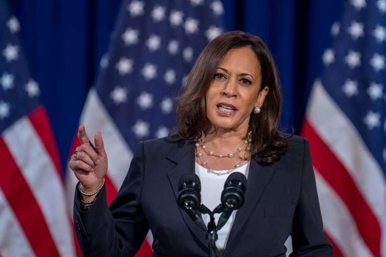Kamala Harris, una candidata a la vicepresidencia que ya marca la historia