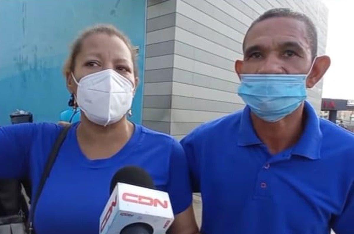Familiares de víctimas en Brisas achacan MP no haber actuado