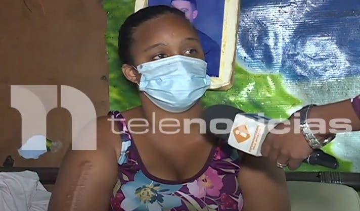 Joven madre fue atropellada hace dos años y todavía no ha podido operarse por falta de dinero