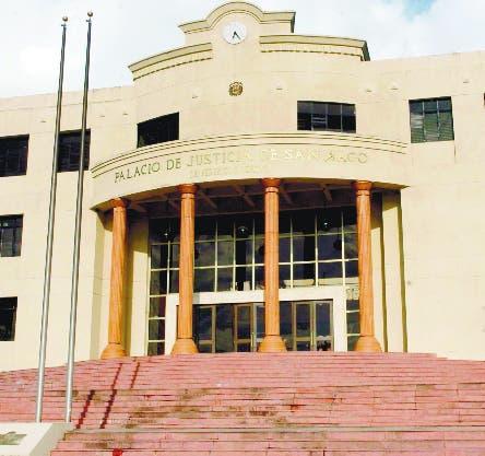 Coerción de acusados por robo Banco Santa Cruz