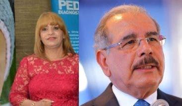 Altagracia Salazar: Danilo y los Medina Sánchez pensaban que  heredarían el poder a sus hijos