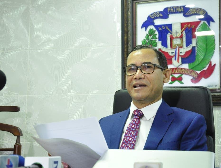 Olivares critica intromisión del Poder Ejecutivo selección JCE