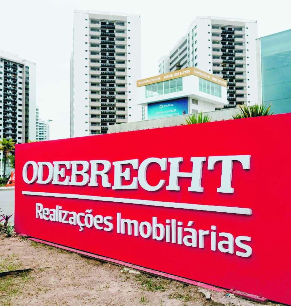 Odebrecht buscará nuevos contratos en Dominicana