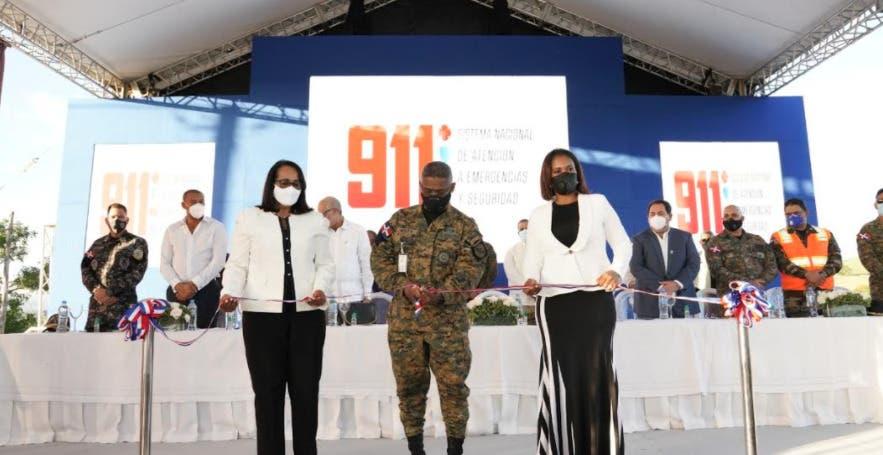 Sistema 911 llega a Hato Mayor y El Seibo