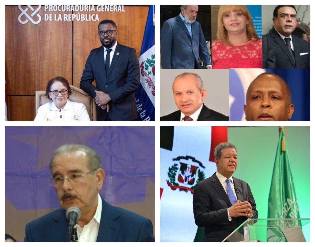 Todo lo que debes saber sobre apresamientos a exfuncionarios del Gobierno de Danilo Medina
