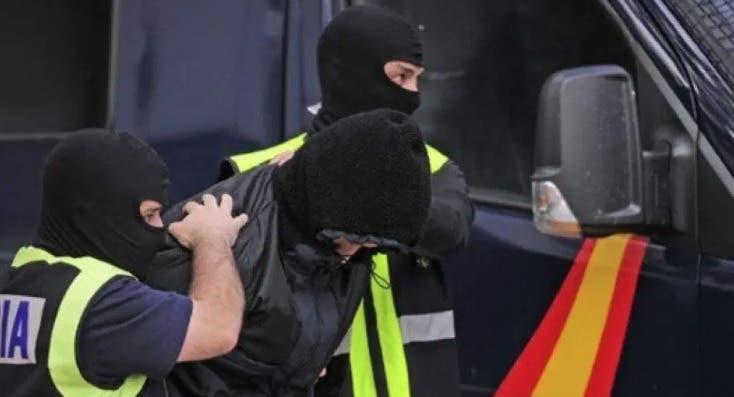Detenido en Madrid un fugitivo reclamado por República Dominicana