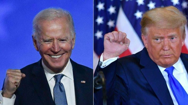 Las primeras medidas que tomará Biden muy diferentes a Trump