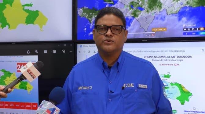 COE mantiene dos provincias en alerta amarilla y siete en verde por vaguada