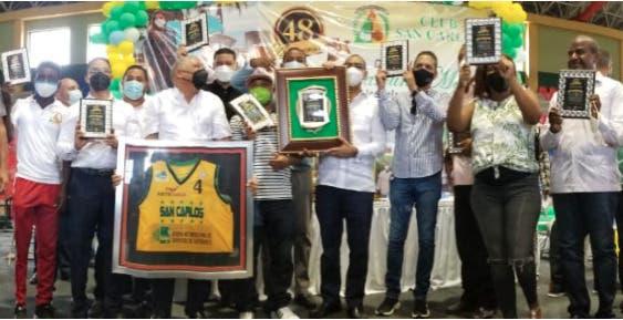 Club San Carlos concluye semana de actividades por el 48 aniversario