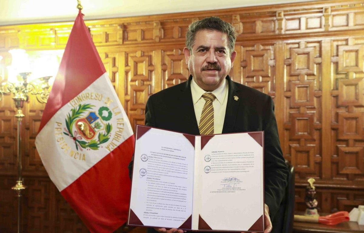 ¿Quién es Manuel Merino, el nuevo presidente de Perú?