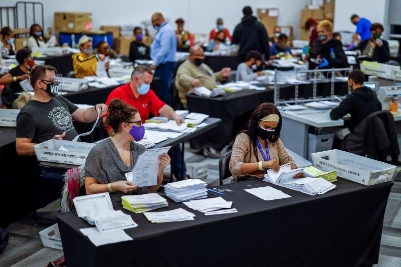 Estado Georgia anuncia recuento de votos