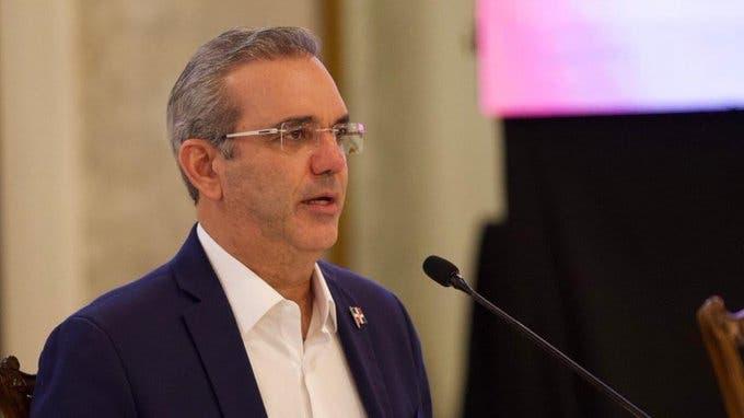 La agenda del presidente Luis Abinader para este domingo