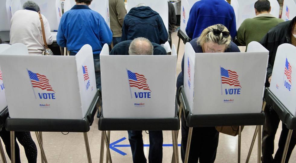 Demócratas ganaron NY con 55.5%; dominicanos Espaillat y Reyes reelectos al Congreso y Asamblea Estatal