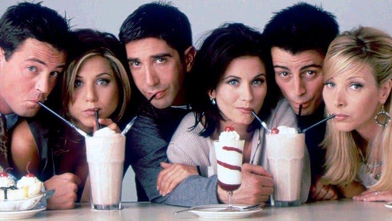 Confirman fecha para rodaje de la serie «Friends», tras suspensión por la pandemia del covid-19