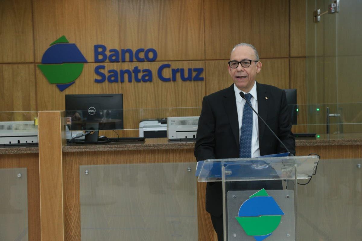 Banco Santa Cruz inicia colocación de bonos por RD$750 MM a 9% anual
