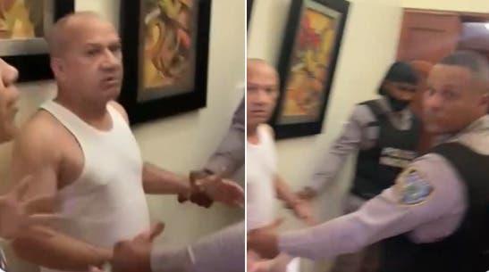 Camacho habla sobre arrestos y porqué video de ex ministro Freddy Hidalgo