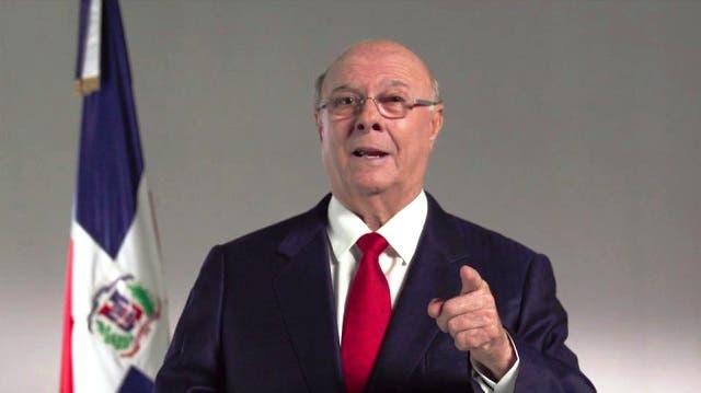 Hipólito Mejía niega promueva candidatura presidencial para el 2024