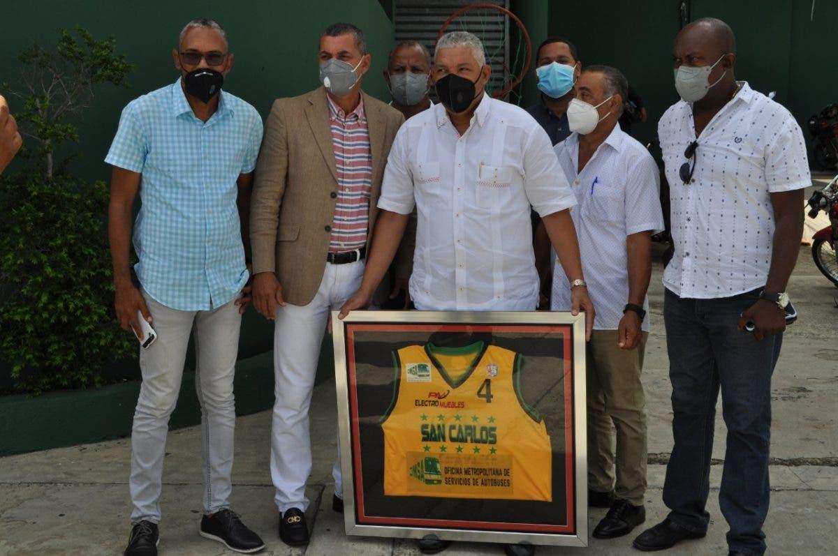Club San Carlos reconoce a la OMSA por respaldo en disciplinas deportivas