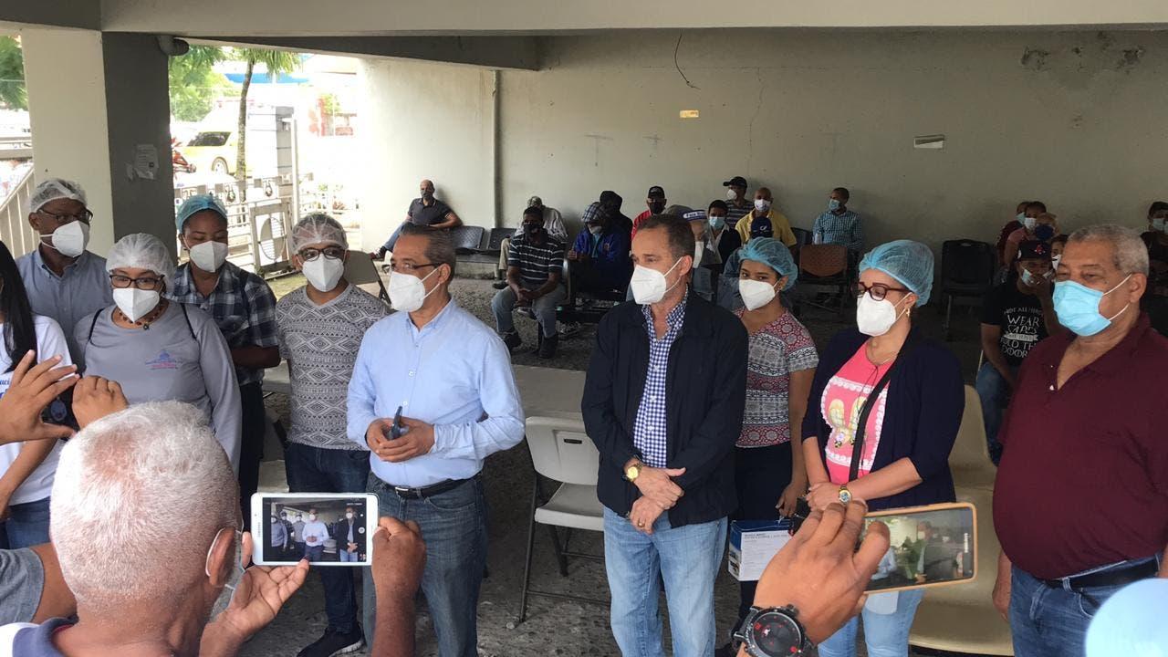 Viceministro de Salud se queja de que muchos ciudadanos huyen a la prueba PCR