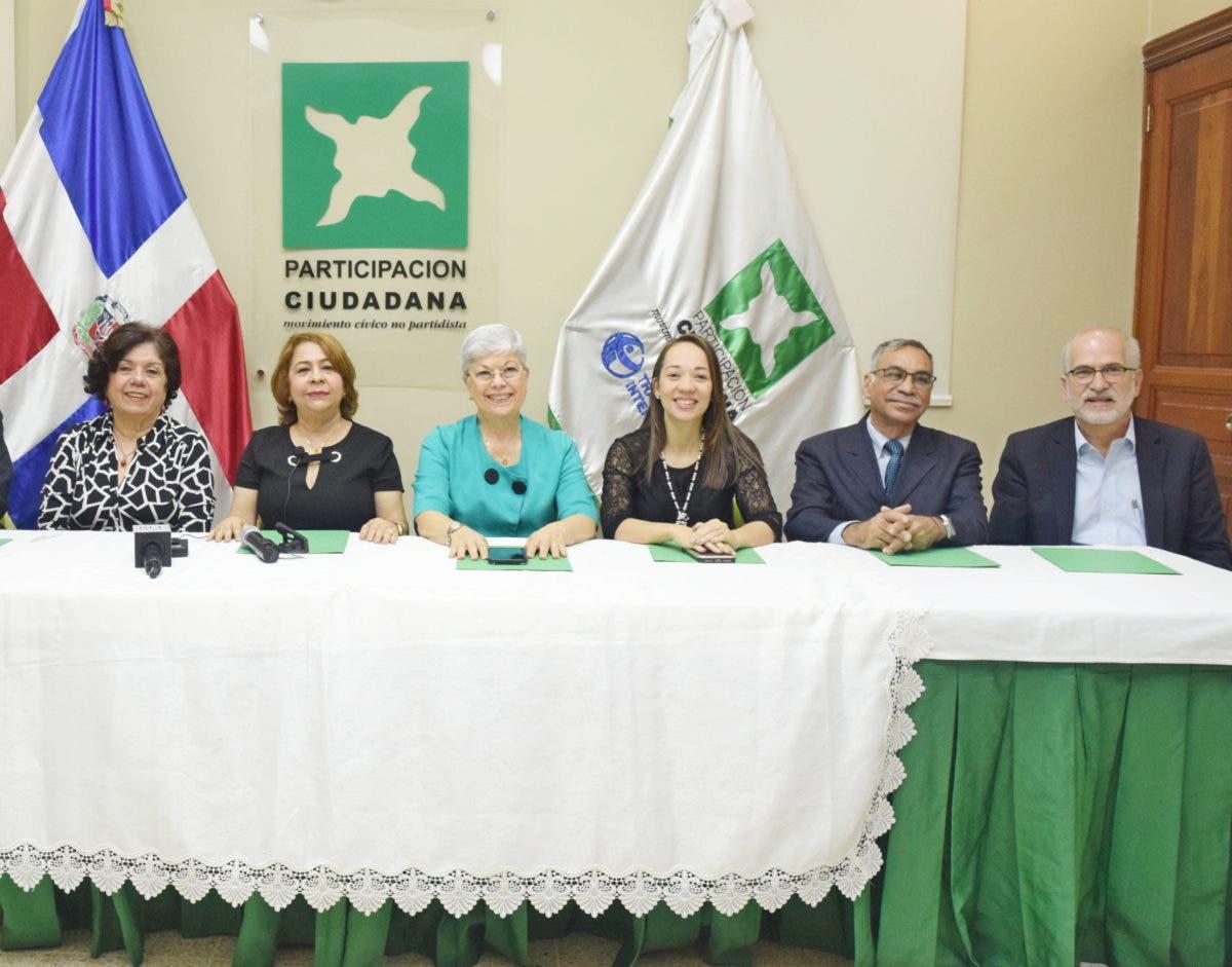 Participación Ciudadana: Ministerio Público no debe detenerse en los testaferros y colaboradores