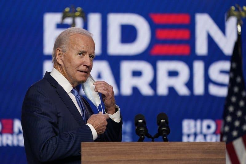 Joe Biden promete unidad; prepara la transición, nombramiento