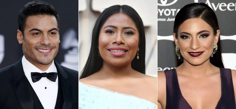 Yalitza Aparicio y Ana Brenda conducirán los Latin Grammy